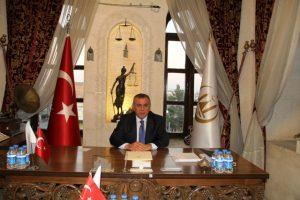 Başkan Şahin'den konferansa davet