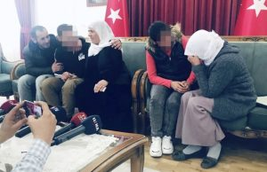 Güvenlik güçlerinin ikna çalışması  sonucu 2 aile daha evladına kavuştu