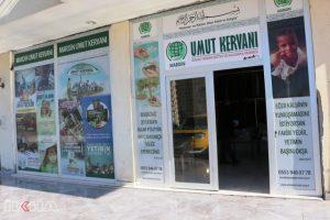Mardin Umut Kervanı, ocak ayı  faaliyet raporunu kamuoyuyla paylaştı