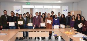 DİKA'dan proje yazma eğitimi