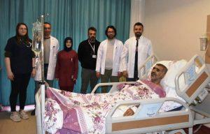 Mardin Devlet Hastanesinden  bir ilk daha