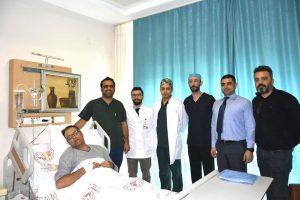 Mardin Devlet Hastanesi Bir İlke Daha İmza Attı