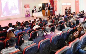 Uyuşturucuyla mücadele konferansı düzenlendi