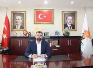 Başkan Kılıç'tan Diyanet İşleri Başkanı Ali Erbaş'a Destek