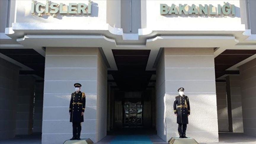 İçişleri Bakanlığı: Mardin'de 2 terörist güvenlik güçlerine teslim oldu