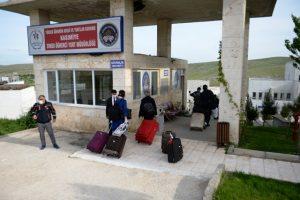 İran'dan getirilen 39 Türk  vatandaşı yurda yerleştirildi