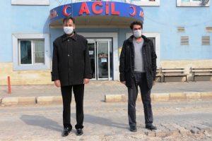 Koronavirüs tedavisi gören  Kılınç kardeşler taburcu edildi