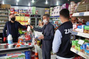 Midyat Belediyesi 80 bin maske dağıttı