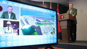 Ilısu Barajı'ndan barış, kardeşlik, refah ve huzur rüzgarı esecek