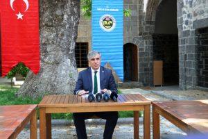 Diyarbakır Vakıflar Bölge Müdürlüğü, sosyal yardımlar ile destek oluyor