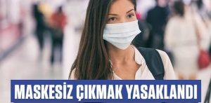 Mardin'de maske takma zorunlu oldu