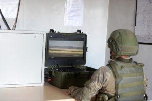 Suriye'deki terör unsurları yerli ve milli radarlarla 24 saat izleniyor