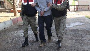 Jandarmanın ikna çalışması sonucu bir PKK'lı terörist teslim oldu