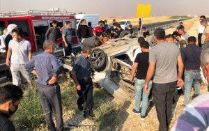 Feci kaza: 1 ölü, 1'i bebek 2 yaralı