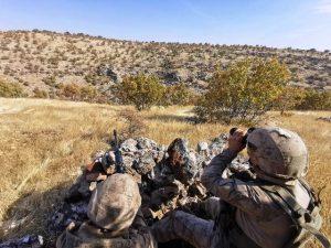 PKK'ya yönelik operasyon.. Sokağa çıkma yasağı..
