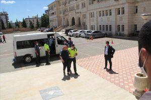 Zabıtaya ekiplerine mukavemet gösteren 6 kişiye gözaltı