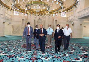 Vali Demirtaş, Artuklu'da incelemelerde bulundu