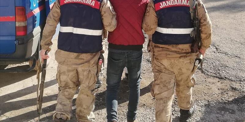 Yasadışı yollardan girmeye çalışan biri terörist 3 kişi yakalandı