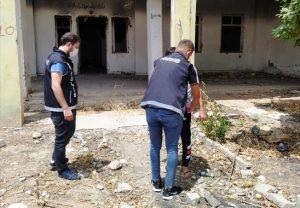 Nusaybin'de uyuşturucu denetimi