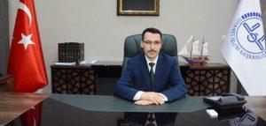 Mardin müftülüğüne Ali Hayri Çelik atandı