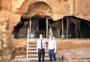 DİKA'dan Dara Antik Kentine 4 Milyonluk Destek