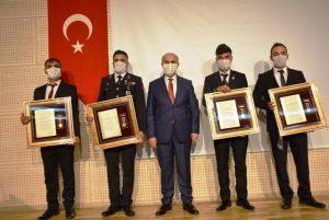 Gazilere Devlet Övünç Madalyası ve Beratı