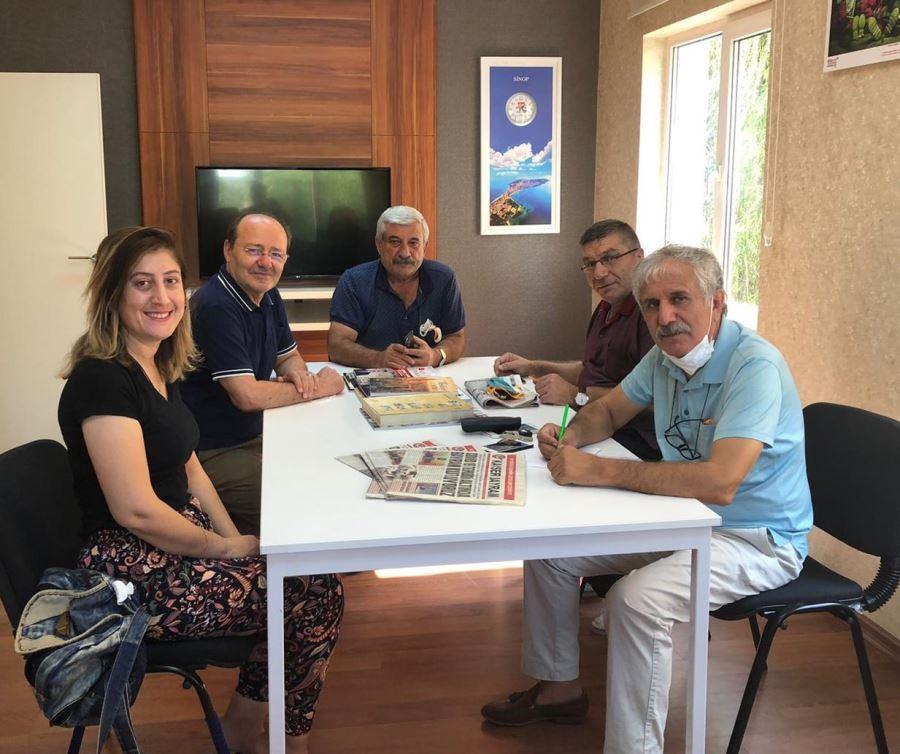 Güneydoğulu Gazeteciler, İç Anadolulu Gazetecilerle Buluştu