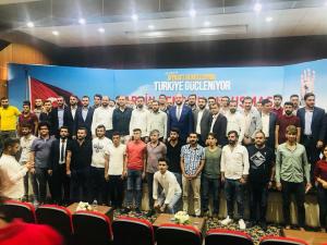 Ak Parti Mardin Gençlik Kollarında Kongre Heyecanı
