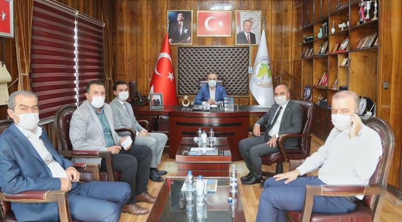 Vali Demirtaş'tan Ömerli'ye ziyaret