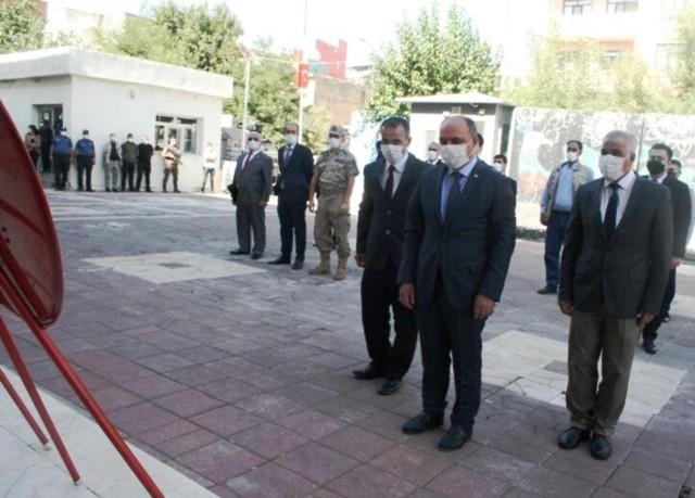 Ömerli'de Gaziler Günü Kutlandı