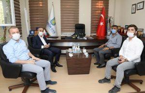 Vali Demirtaş'tan Duyan'a Taziye Ziyareti