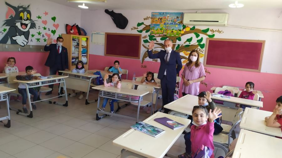 Yüz Yüze Eğitim heyecanı