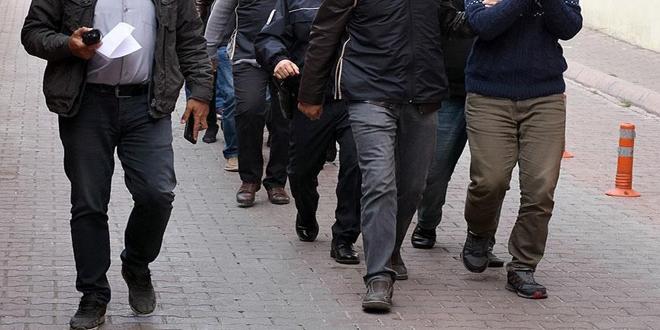 Mardin merkezli 5 ilde FETÖ/PDY operasyonunda 3 tutuklama