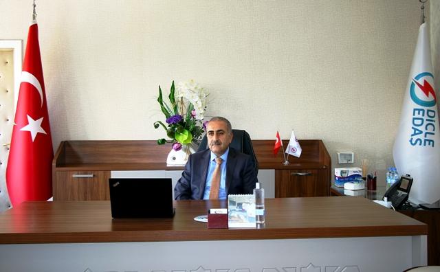 Dicle Elektrik Mardin İl Müdürlüğüne Halil Homan atandı