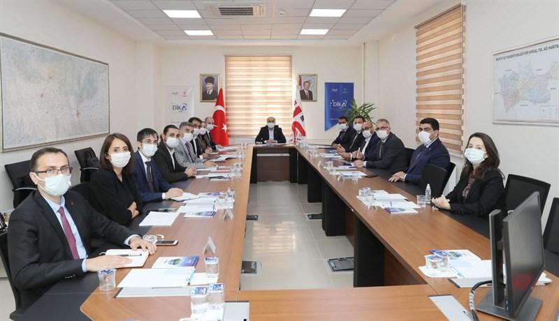Kültür ve İnanç Destinasyon Çalıştayının ön toplantısı yapıldı