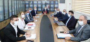 MARSU Haftalık Değerlendirme Toplantısı