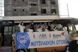 Motivasyon Otobüsü Mardin'deydi