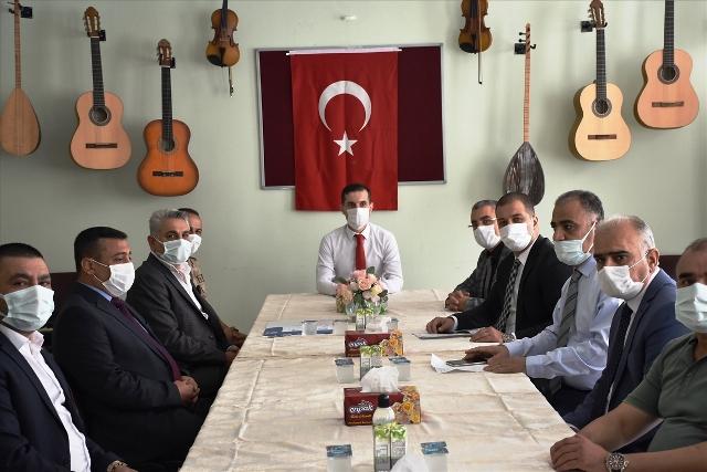 Nusaybin'de kalkınma toplantısı