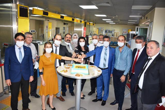 PTT 180'inci Yılını Kutluyor