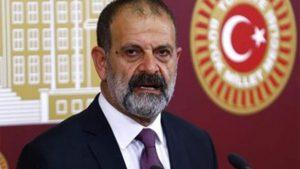 Bağımsız Milletvekili Tuma Çelik'in yasama dokunulmazlığı kaldırıldı