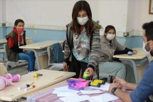 """Mardinli öğrencilerden Azerbaycanlı akranlarına """"dayanışma"""" mektubu"""