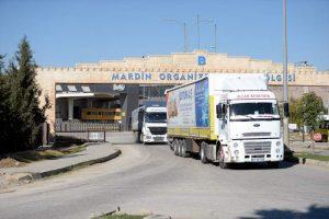 Mardin OSB Kovid-19 salgınında da yatırımcıların gözdesi