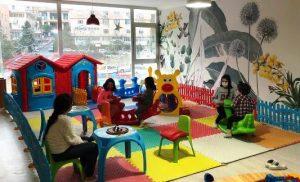 Çocuk Aktivite ve Spor Merkezinde eğitimler başladı