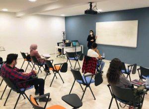 Gençlik Merkezi Gençleri Sınavlara Hazırlıyor