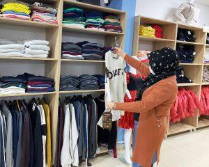 İhtiyaç Sahiplerine Giysi Yardımı