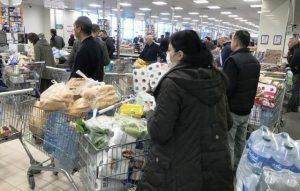 Online yemek ve marketler için yeni saat düzenlemesi