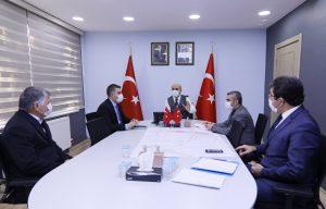 2. Organize Sanayi Bölgesi için toplantı