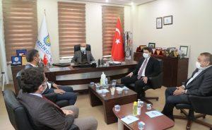 OSB Yönetim Kurulu Vali Demirtaş Başkanlığında Toplandı