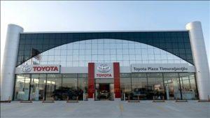 Toyota'nın 60'ıncı bayisi Mardin'de açıldı