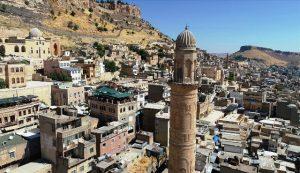 Tarihi kent Mardin'in mimari  dokusu ortaya çıkarılacak
